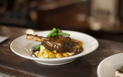 WEDNESDAY LAMB SHANK $19.50